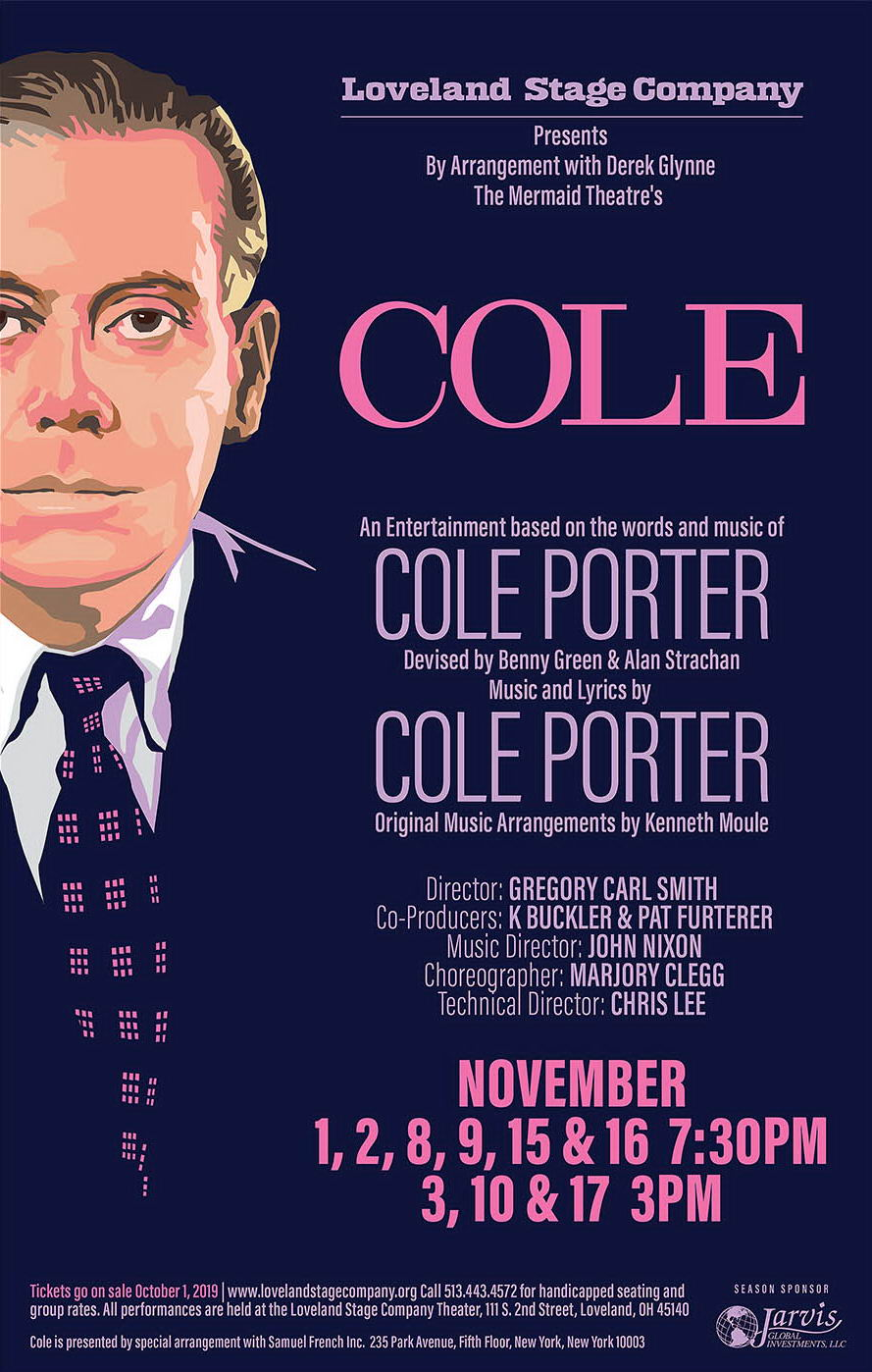 Cole Poster